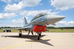 Alemão Eurofighter Imagens de Stock Royalty Free