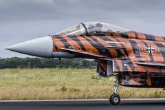 Alemão Eurofighter Fotografia de Stock Royalty Free
