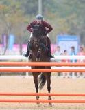ALEMADI Khalid Mohammed A S av Qatar Royaltyfri Foto