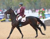 ALEMADI Khalid Mohammed A S av Qatar Arkivfoton