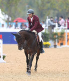 ALEMADI Khalid Mohammed A S van Qatar Royalty-vrije Stock Afbeelding