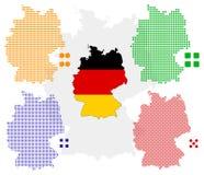 Alemanha Ilustração Royalty Free