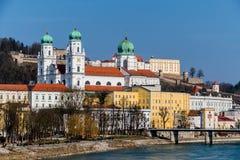 Alemanha, bavaria, passau fotos de stock royalty free