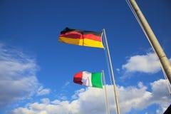 Alemanha e Itália Imagem de Stock