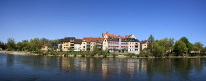 Alemanha, Regensburg Fotografia de Stock Royalty Free