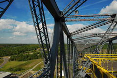 Alemanha, sectores mineiros Foto de Stock