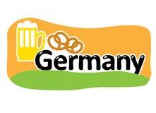 alemania Imagen de archivo libre de regalías