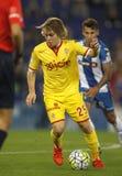 Alen Halilovic of Sporting Gijon Royalty Free Stock Images
