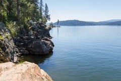 ` Alene, Idaho Coeur d Lizenzfreie Stockfotos