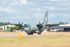 Alenia C-27J Zdjęcie Stock