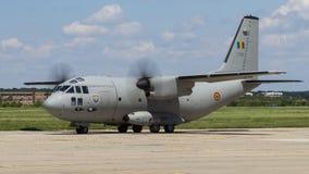 Alenia C-27J espartano Imágenes de archivo libres de regalías