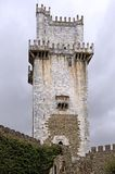 alentejo beja城堡葡萄牙 免版税图库摄影