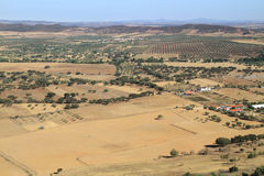 Alentejo landscape Royalty Free Stock Images