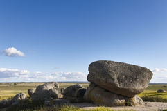 Alentejo landscape Stock Photography
