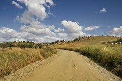 Alentejo landscape Royalty Free Stock Image