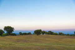 Alentejo landscape Royalty Free Stock Photos