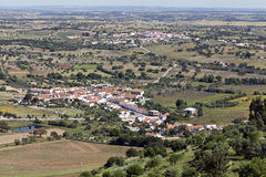 Alentejo Plains and Villages Royalty Free Stock Image