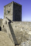 Alentejo Town of Monsaraz castle inner space. Portugal Royalty Free Stock Image