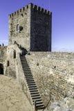 Alentejo Town of Monsaraz castle inner space. Portugal Royalty Free Stock Image