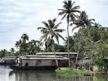 Aleppey, Kerala Royalty-vrije Stock Foto's