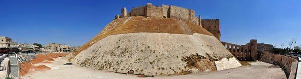 Aleppo Citadel Royalty Free Stock Image