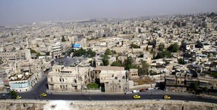 Aleppo City Stock Photos