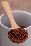 Aleppo pepper Royalty Free Stock Photography