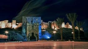 Aleppo Síria Foto de Stock