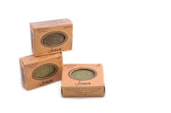Aleppo soap Stock Images