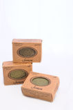 Aleppo soap. Alepoo soap was the first hard soap in the world. Original production methods have been preserved to this day Stock Photography