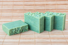 Aleppo soap. Stock Photo