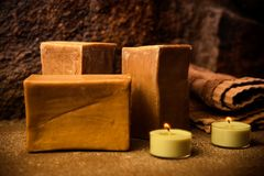 Aleppo Soap Stock Photography