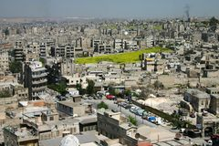Aleppo - Syrië Royalty-vrije Stock Afbeeldingen