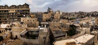 Aleppo Syrië Royalty-vrije Stock Foto