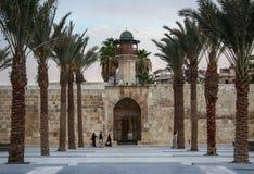 Aleppo Syrië Royalty-vrije Stock Foto's