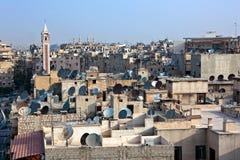 aleppo syria arkivfoto