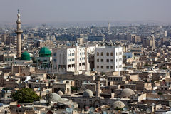 aleppo Syria Fotografia Stock