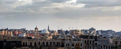 Aleppo Syrien Royaltyfri Fotografi