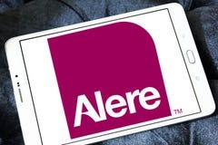 Alere医疗保健诊断公司商标 库存图片