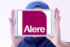 Alere医疗保健诊断公司商标 免版税库存照片