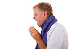 Alergia obraz stock