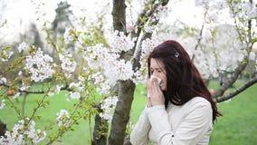 Alergii wideo z dźwiękiem zbiory
