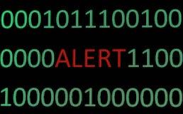Alert Stock Photo