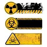 alerta del peligro ilustración del vector