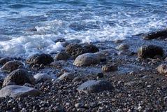 Alesaje de marea Fotos de archivo