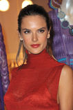 Alessandra Ambrosio Royalty Free Stock Photo