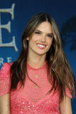 Alessandra Ambrosio arrives at the  Royalty Free Stock Photos