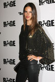 Alessandra Ambrosio, Rage. Alessandra Ambrosio  at the Rage Official Launch Party, The Rage, Los Angeles, CA 09-30-11 Stock Images