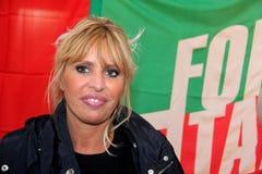 Alessandra Mussolini Stock Photo