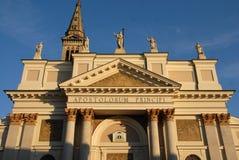 Alessandria-Kathedrale Stockfoto